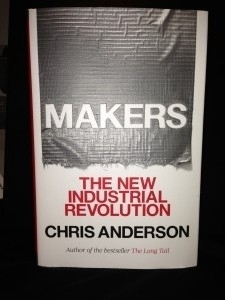 Chris Anderson's New 'Maker' Vision - Forbes | The Robot Times | Scoop.it