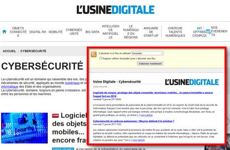 Les fils RSS thématiques cachés de L'Usine digitale | RSS Circus : veille stratégique, intelligence économique, curation, publication, Web 2.0 | Scoop.it