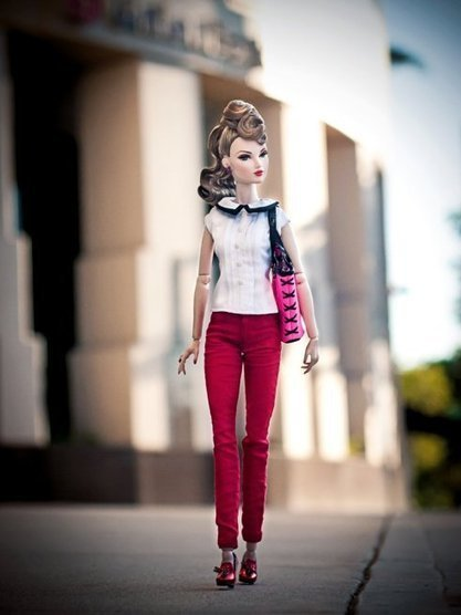 Sharing Some Wonderful Doll Photography From Sharon Wright - The Doll Observer | The Doll Observer | Fashion Dolls | Scoop.it