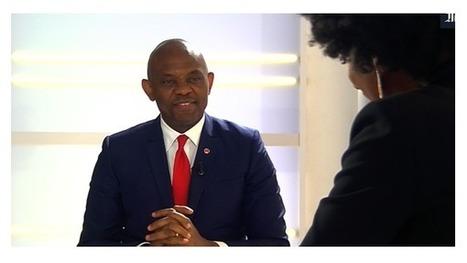 Tony Elumelu: «L'Afrique n'a pas besoin de charité mais d'investissements» | Je, tu, il... nous ! | Scoop.it