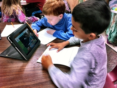Sharing the Screen in 1:1 Classrooms | educational technology | Scoop.it