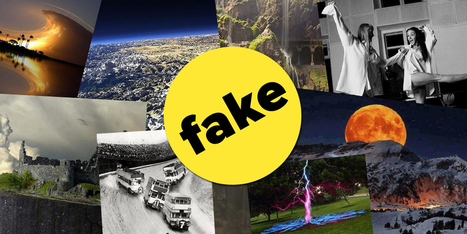 14 Incredible But Fake Viral Images - And The Twitter Account Debunking The Picspammers | Social Media | Scoop.it