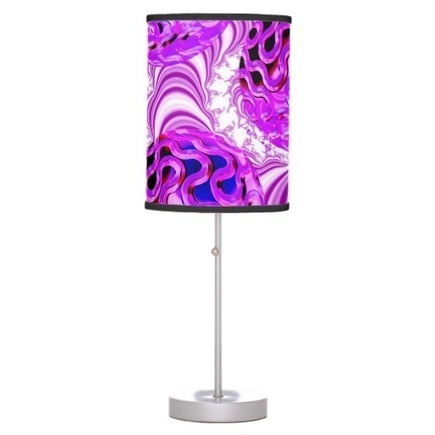 Raspberry Swirl, Abstract Fractal Violet Sherbet | Fashion to Delight You for Home and to Wear | Scoop.it