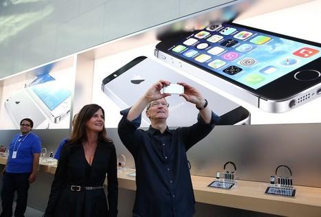Comment Apple manipule les journalistes ( et son public) | De la com : interne ou non #job#news | Scoop.it