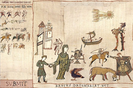 Interactive Bayeux Tapestry | EFL Teaching Journal | Scoop.it