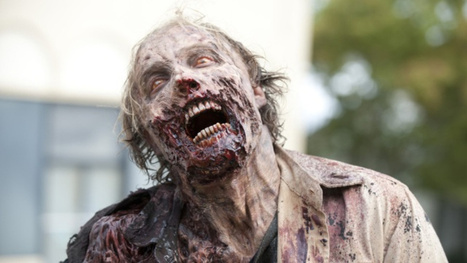 How to psychologically treat a walking corpse | Zombie Mania | Scoop.it