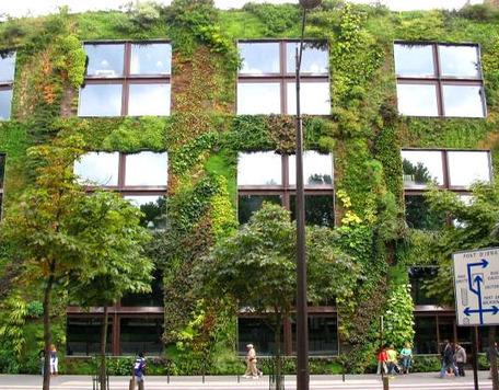I più bei Giardini Verticali del mondo: un viaggio nel verde che vince il grigiore urbano | Destination Marketing | Scoop.it