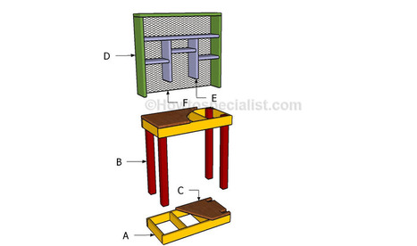 Admirable How To Build A Reloading Bench Howtospecialis Beatyapartments Chair Design Images Beatyapartmentscom