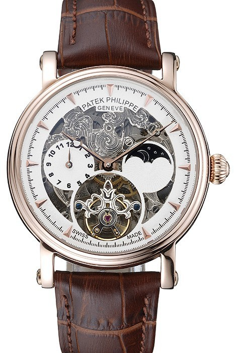 Replica Patek Philippe Moonphase Tourbillon