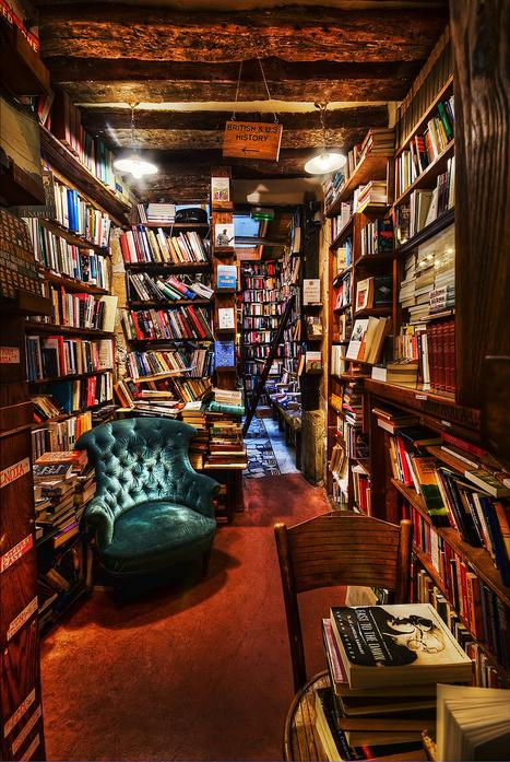The 30 Best Places To Be If You Love Books | French learning - le Français dans tous ses états | Scoop.it