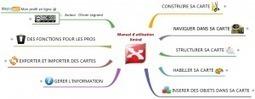 Bien démarrer avec le mindmapping avec le manuel de Xmind | Le Formateur du Web | Territoires apprenants, sciences participatives, partages de savoirs | Scoop.it