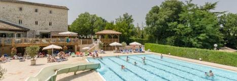 Le camping du Château de Boisson, pour des vacances idéales dans le Gard | Actu Tourisme | Scoop.it