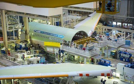 Airbus : des postes supprimés malgré 1000 milliards d'euros de commandes | AFFRETEMENT AERIEN KEVELAIR | Scoop.it