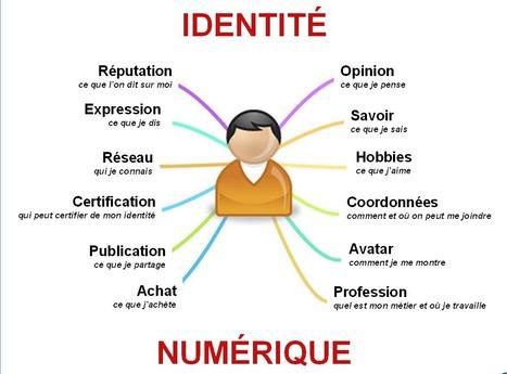 Enseigner l'identité numérique   TICE en tous genres éducatifs   Scoop.it
