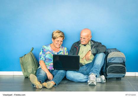 Etre senior et créer et tenir un blog WordPress pour s'épanouir au ... - Capgeris | Votre site avec Wordpress | Scoop.it
