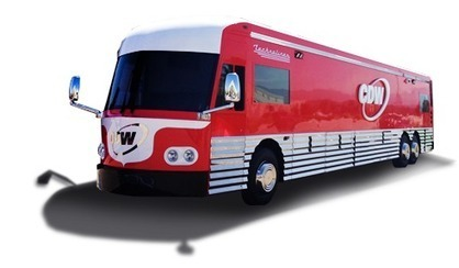 Winning on the Road - Twitter Technoliner Giveaway from CDW | cdw | Scoop.it
