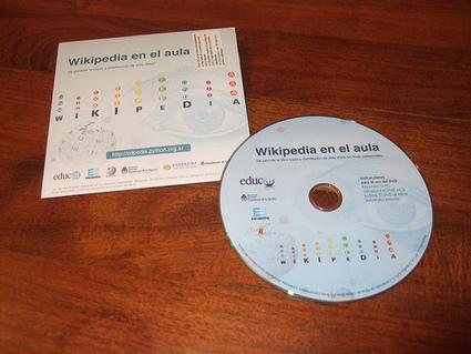 Argentina: La Wikipedia en el Aula | Noticias, Recursos y Contenidos sobre Aprendizaje | Scoop.it