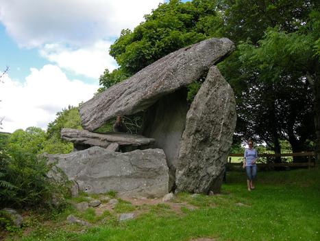 Le Kilmogue Dolmen - Guide Irlande.com   Mégalithismes   Scoop.it