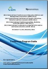 ERMI 2012 | ICT in Education | Scoop.it