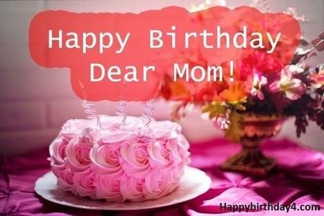 100 Mom Wishes Happy Birthday Scoop It
