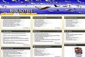 RECURSOS TIC PARA BIBLIOTECAS ESCOLARES: Descargar gratis ebooks de dominio público   Biblos   Scoop.it