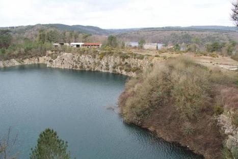 Guerlédan 2015. Mûr en passe de racheter un lagon surplombant le ... - Ouest-France | Bretagne Actualités Tourisme | Scoop.it