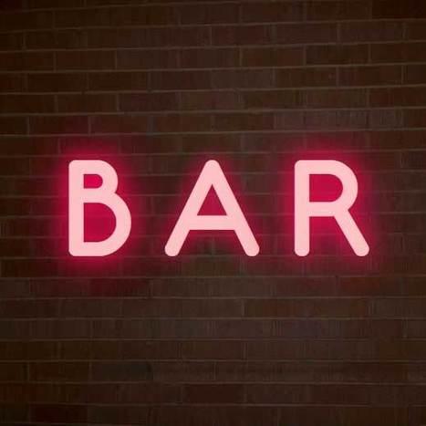Create A Flickering Neon Bar Sign With CSS3 | responsive design II | Scoop.it