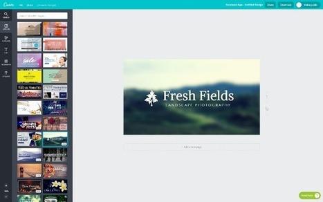 6 outils gratuits pour votre identité visuelle | Animateur de communauté | Scoop.it