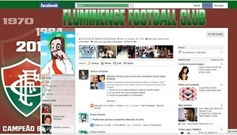 Theme for Facebook - Fluminense Campeão 1 | Themes for Facebook | Scoop.it