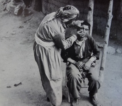 In the footsteps of René Mauriès (7/25) : a few drugs to treat the wounded peshmerga (battle of Rwanduz, 1966) | Béatrice D. | Scoop.it