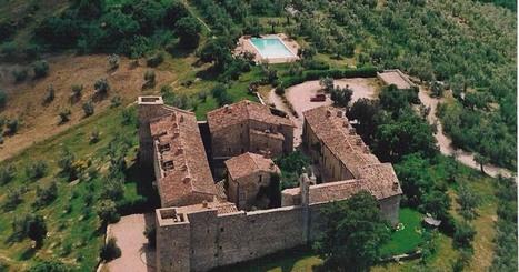 Live Your Italian Dream. Borgo Montelagello in the Umbrian hills FOR SALE! | Italian Properties - Italiaans Onroerend Goed | Scoop.it
