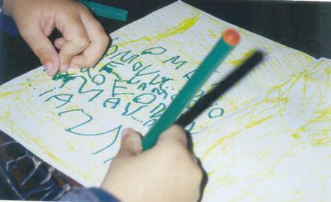 Grafología en la infancia | Mi VENTANA al MUNDO | Scoop.it