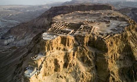 Heat, dust and history in the sand as the riddle of Masada was uncovered - The Guardian | Topics in History | Scoop.it