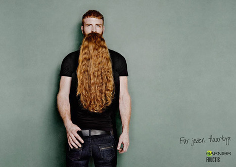 Clever Photos of Men with Hairy Beards | Photography & Photographers | Scoop.it