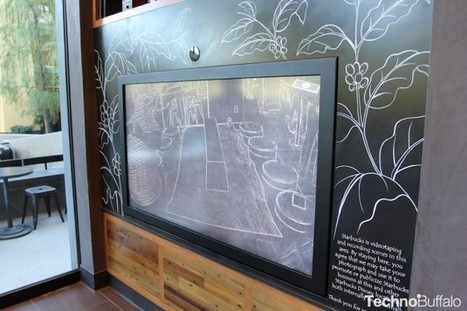 Starbucks Unveils New Interactive Display at Downtown Disney - TechnoBuffalo   The Meeddya Group   Scoop.it