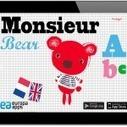 Monsieur Bear fait son show dans un abécédaire ultra vitaminé! | europa apps | Livres numériques et applications pour enfants | Scoop.it