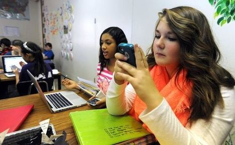 BYOD (Bring Your Own Device) in the Classroom | BYOD and BYOT | Scoop.it