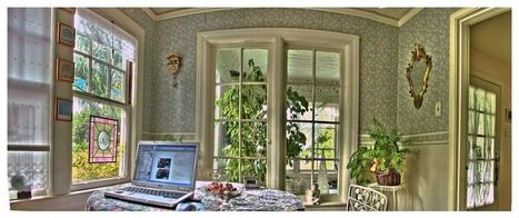 How to Boost Creativity in Your Home Office or Studio | Innovation Really | Scoop.it