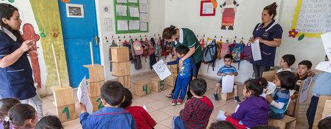 Luz, espacio y colores: ¿cómo debiera ser la sala de clases ideal para el aprendizaje? -   Modelos Educativos   Scoop.it