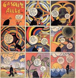 The Comics Cube!: Comics Techniques and Tricks: Frank King | a lifetime online | Scoop.it