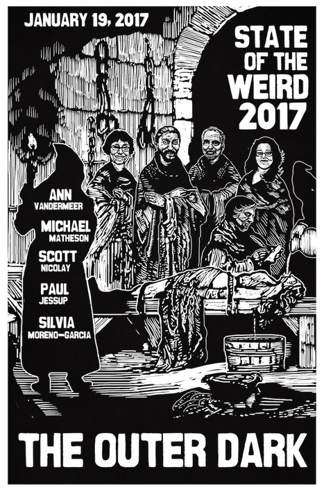 TOD 008: State of the Weird 2017, A Roundtable Discussion featuring Paul Jessup, Michael Matheson, Silvia Moreno-Garcia, Ann VanderMeer & Scott Nicolay | | Gothic Literature | Scoop.it