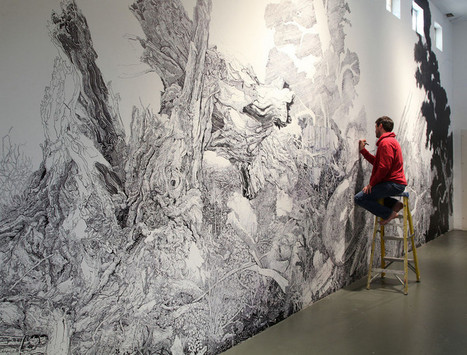 How Long Does it Take To Paint A Mural? | Best Urban Art | Scoop.it