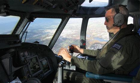 En vol avec un Atlantique 2