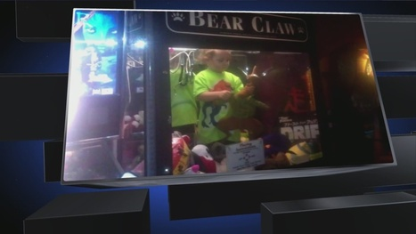 Missing Boy Found Inside Claw Machine | It's Show Prep for Radio | Scoop.it