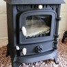 5 kw wood burning stove for £185