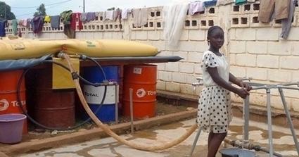 Centrafrique : Bangui, le business de l'eau, à quoi sert la SODECA ? | Confidences Canopéennes | Scoop.it