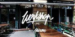 Workshop Paris / Nouvelle identité visuelle par Nairone   Les Others   Identité visuelle   Scoop.it