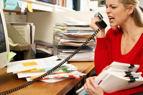 The Top 10 Reasons People Hate Their Job | #BetterLeadership | Scoop.it