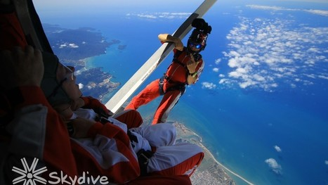 Experience the first ever skydive captured on Google Street View | Social Networker | Scoop.it