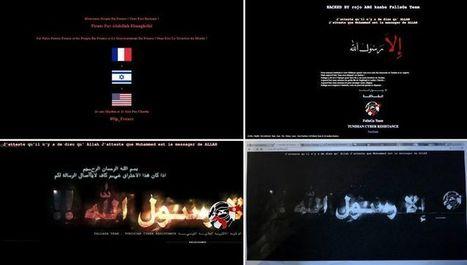 Sur le Web, Anonymous et islamistes s'affrontent à coups de piratages | L3s5 infodoc | Scoop.it